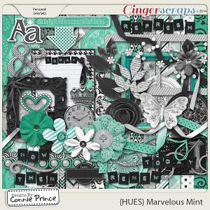 {HUES} Marvelous Mint - Kit