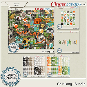 Go Hiking - Bundle