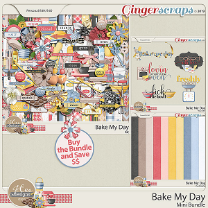 Bake My Day Mini Bundle by JoCee Designs