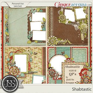 Shabtastic Quick Pages