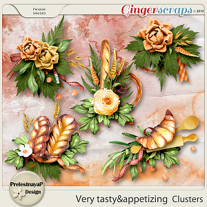 Very tasty & appetizing Clusters