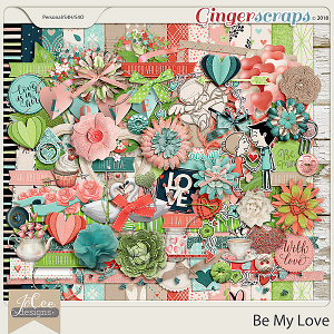 Be My Love Kit by JoCee Designs