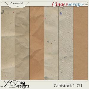 Cardstock 1 CU by LDragDesigns