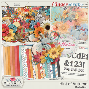 Hint of Autumn - Collection