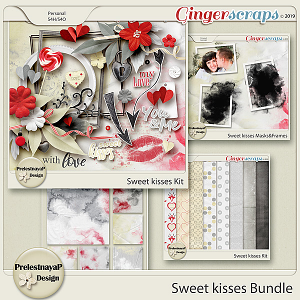 Sweet kisses Bundle