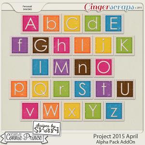 Project 2015 April - Alpha Pack AddOn