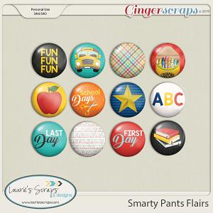 Smarty Pants Flairs