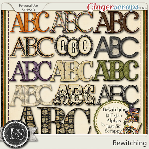 Bewitching Alphabets
