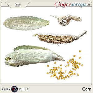 Corn by Karen Schulz