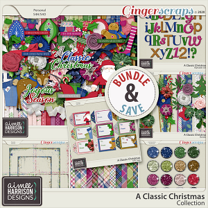 A Classic Christmas Collection by Aimee Harrison