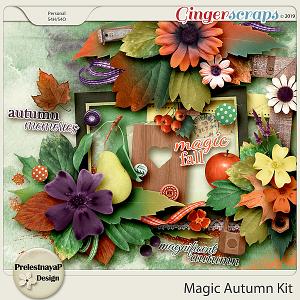Magic Autumn Kit