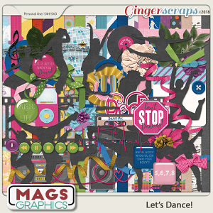 Let's Dance KIT by MagsGraphics