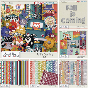 Fall is Coming Bundle