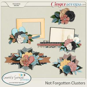 Not Forgotten Clusters