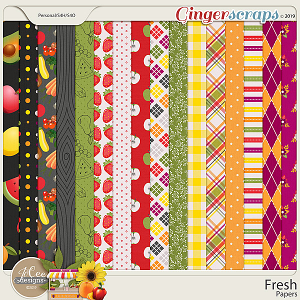 Fresh Papers by JoCee Designs