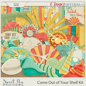 Come Out of Your Shell Kit