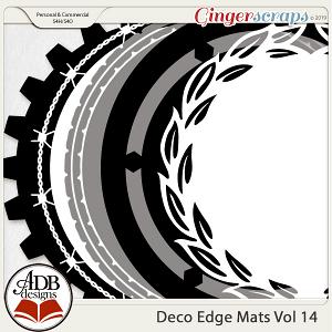 Deco Mats Vol 14 by ADB Designs