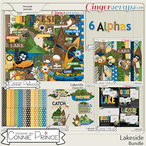 Lakeside - Bundle by Connie Prince