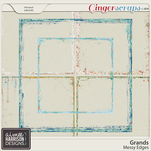 Grands Messy Edges by Aimee Harrison