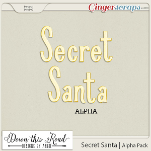 Secret  Santa | Alpha Pack