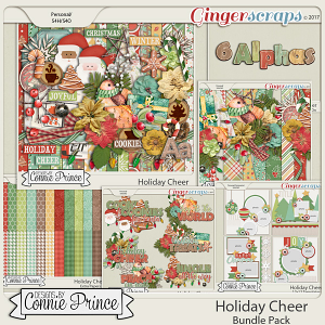 Holiday Cheer - Bundle by Connie Prince