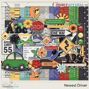 Newest Driver by Dandelion Dust Designs