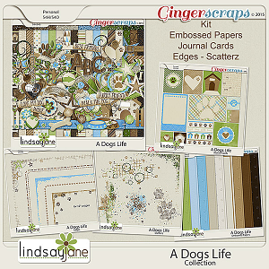 A Dogs Life Collection by Lindsay Jane