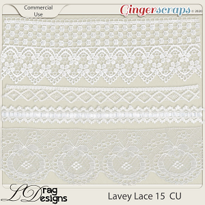 Lacey Lace 15 CU by LDragDesigns