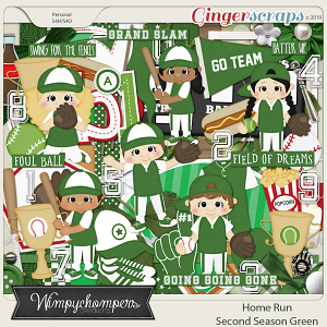 Home Run- Second Season Green