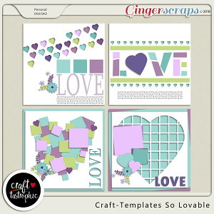 Craft-Templates So Lovable