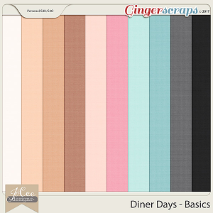 Diner Days Basic Papers