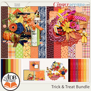 Trick and Treat Bundle by ADB Designs