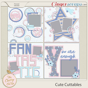 The Cherry on Top Cute Cuttables