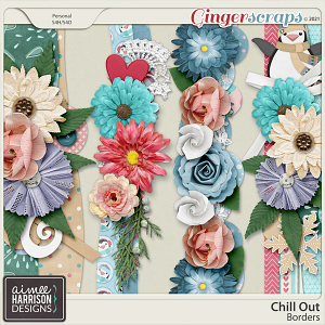 Chill Out Borders by Aimee Harrison