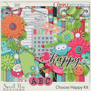 Choose Happy Kit