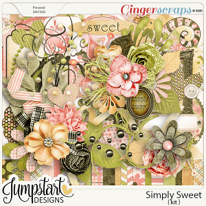 Simply Sweet {Kit} by Jumpstart Designs