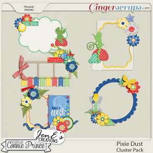 Pixie Dust - Cluster Pack