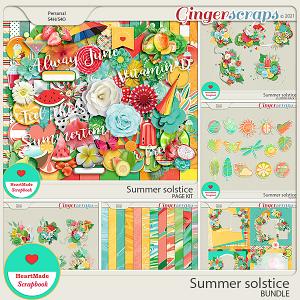 Summer solstice - bundle