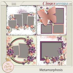 The Cherry On Top:  Metamorphosis Templates