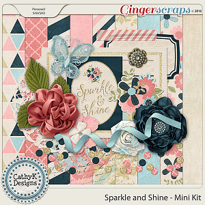 Sparkle and Shine - Mini Kit