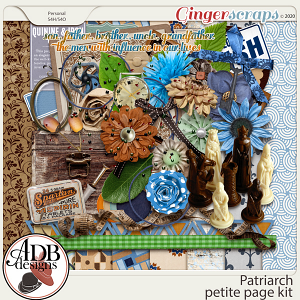 Patriarch Petite Kit by ADB Designs