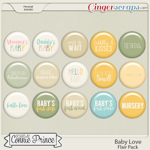 Baby Love - Flair Pack
