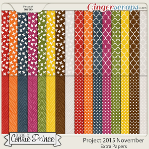 Project 2015 November - Extra Papers