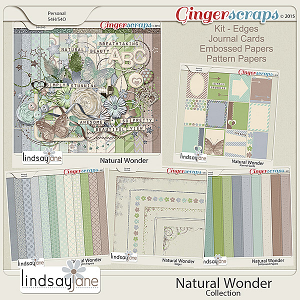 Natural Wonder Collection by Lindsay Jane
