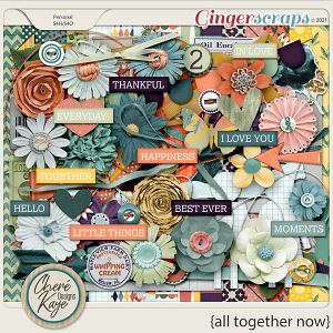 All Together Now by Chere Kaye Designs
