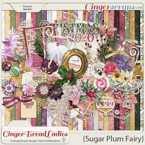 GingerBread Ladies Collab: Sugar Plum Fairy