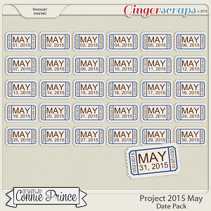 Project 2015 May - Dates
