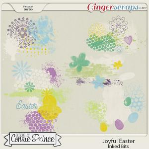 Joyful Easter - Inked Bits