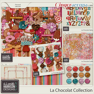Le Chocolat Collection by Aimee Harrison