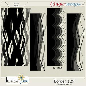 Border It 29 by Lindsay Jane
